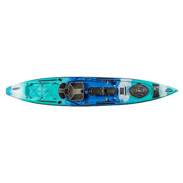 Ocean Kayak Trident 13 Angler Kayak 2021 Seaglass, Seaglass, 600