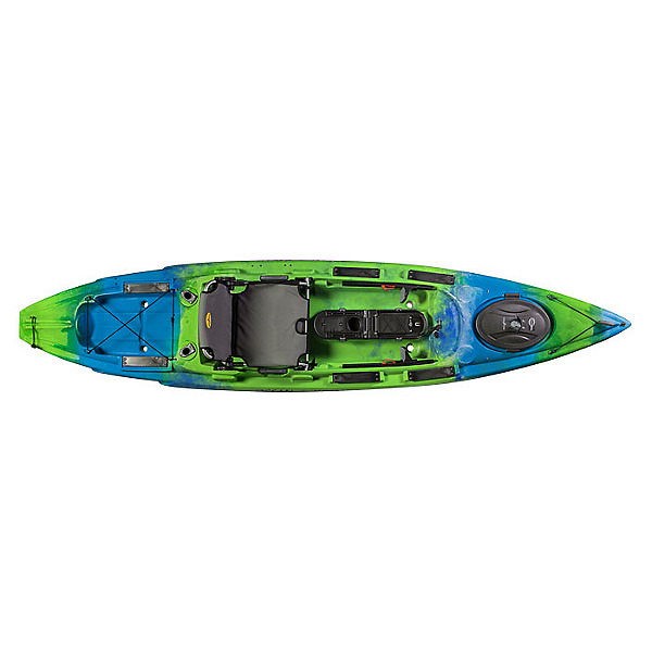 Ocean Kayak Prowler Big Game Angler II Kayak -2019, Ahi, 600