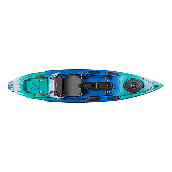 Ocean Kayak Prowler Big Game Angler II Kayak -2019 Seaglass, Seaglass, 600