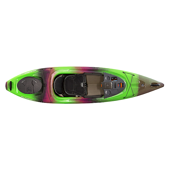Wilderness Systems Pungo 105 Kayak - 2019, Borealis Green, 600