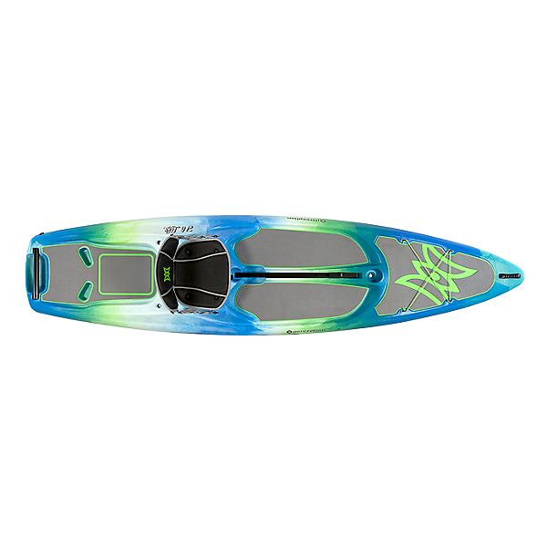 Perception Hi Life 11.0 Kayak - 2019, Deja Vu Blue, 600