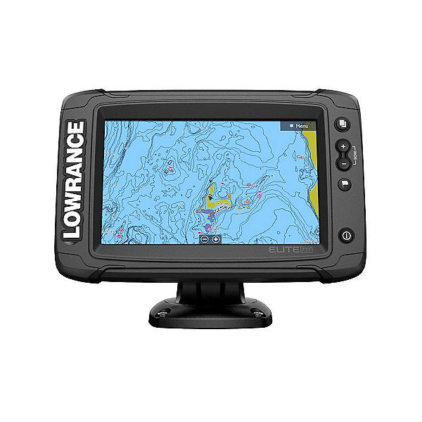 Lowrance Elite-7 Ti2 Active Imaging 2-in-1 + Mid/High Skim, , 600