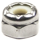 Stainless Steel Nut #10-32, , medium