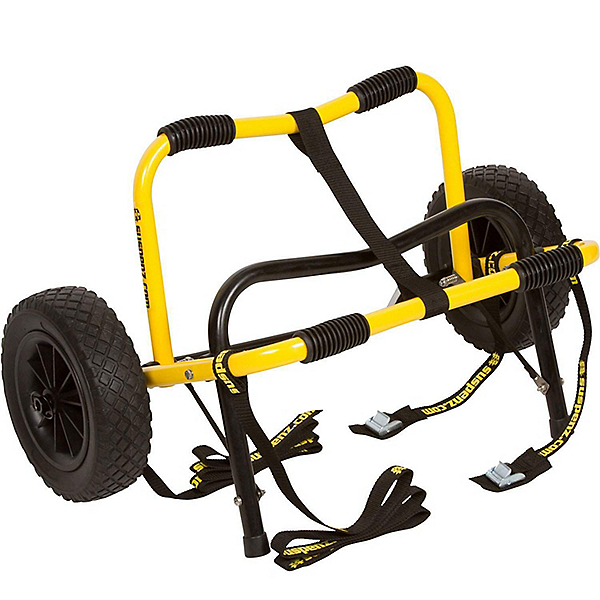 Suspenz Heavy Duty HD Airless Kayak Cart, , 600