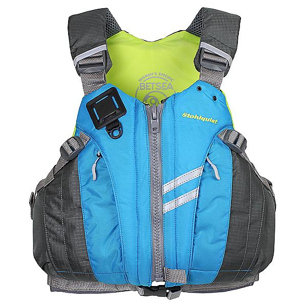 Stohlquist BetSEA Life Jacket 2019 - PFD, CYAN BLUE, 600