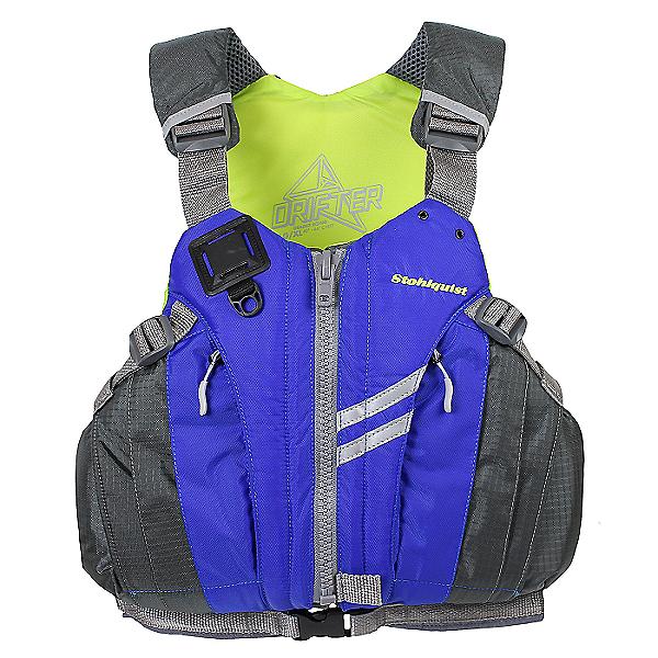 Stohlquist Drifter PFD 2021 - Life Vest SAPPHIRE BLU - S/M, SAPPHIRE BLU, 600