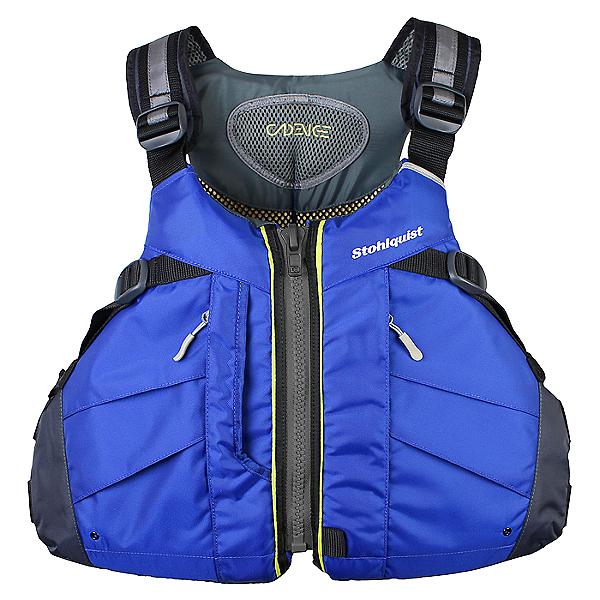 Stohlquist Cadence PFD - Life Vest ROYAL BLUE - LG/XL, ROYAL BLUE, 600