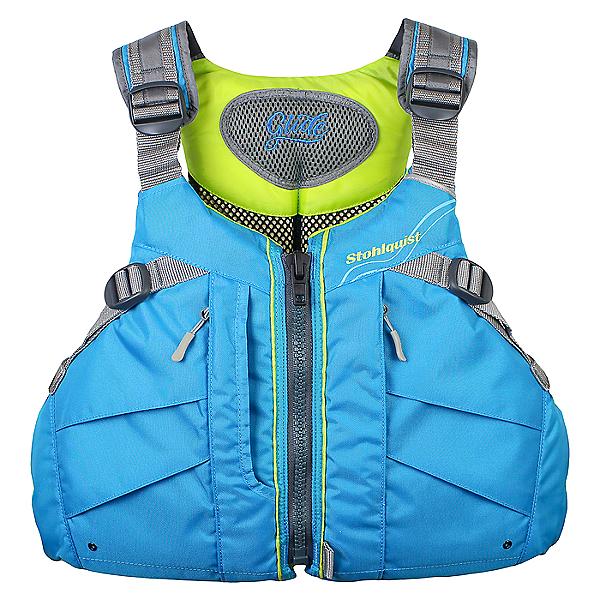 Stohlquist Glide Life Jacket - PFD, CYAN BLUE, 600