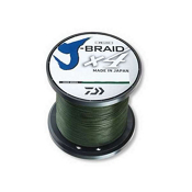 Daiwa J-Braid X4 Braided Line - 50lb 300Yds, , medium