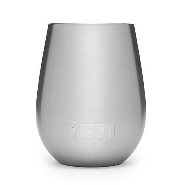Yeti 10 oz Wine Glass Stainless, Stainless, 600