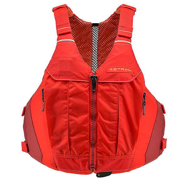 Astral Linda Life Jacket - PFD, Cherry Red, 600