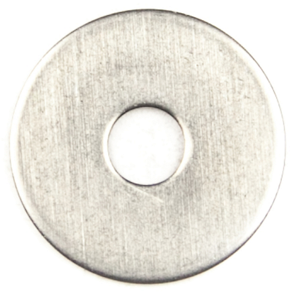 Stainless Steel Fender Washer 0.25 in., , 600