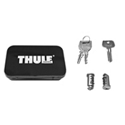 Thule One-Key System Lock Cylinder with Keys - 2 pack 2021, , medium