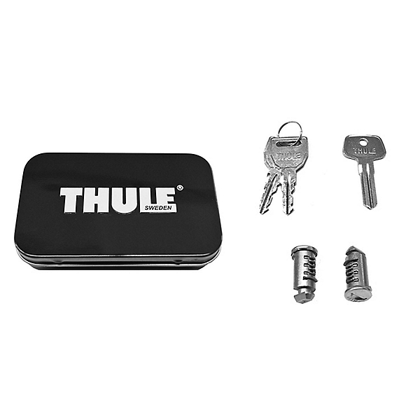 Thule One-Key System Lock Cylinder with Keys - 2 pack 2021, , 600