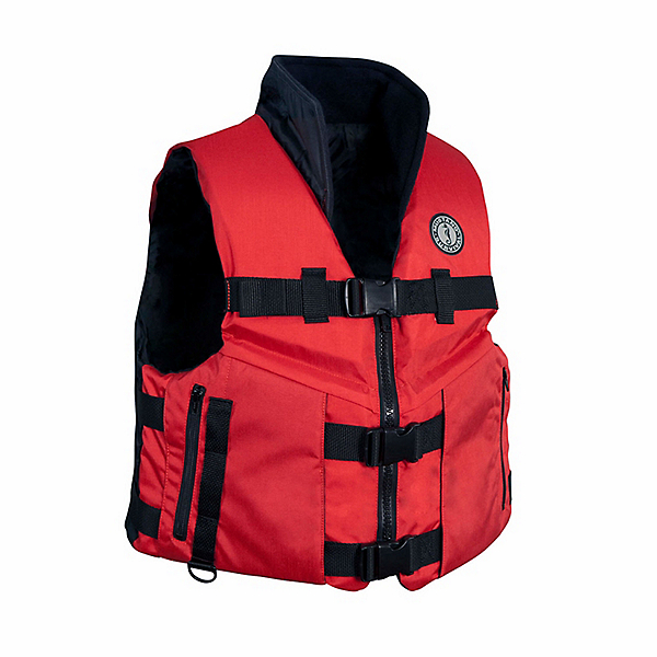 Mustang Survival Accel 100 Fishing PFD - Life Jacket, , 600