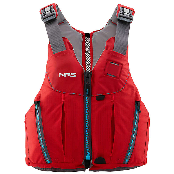 NRS Oso Life Jacket 2021 - PFD Red - L/XL, Red, 600