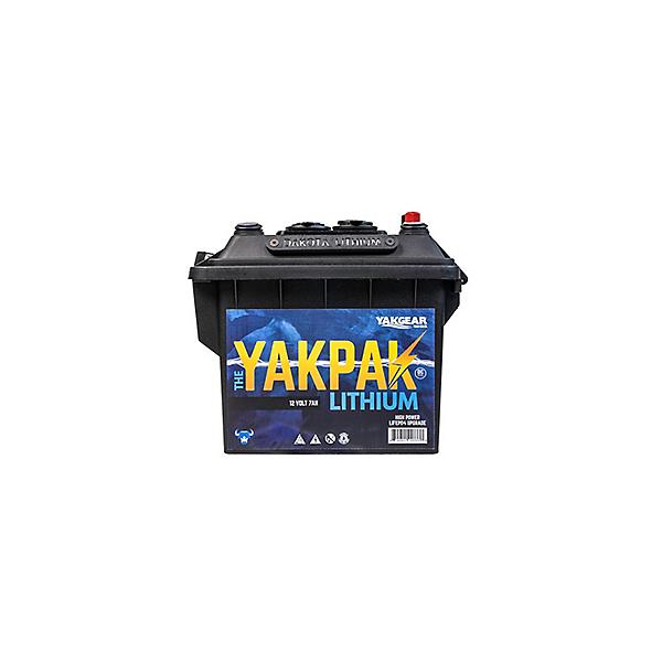 YakGear YakPak Lithium 12V 7AH Power Box, , 600