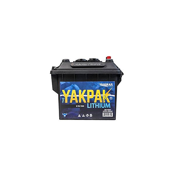 YakGear YakPak Lithium 12V 10AH Power Box, , 600