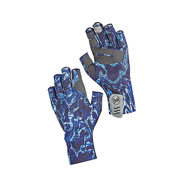 Buff Eclipse Gloves Reflection Blue - M, Reflection Blue, 600