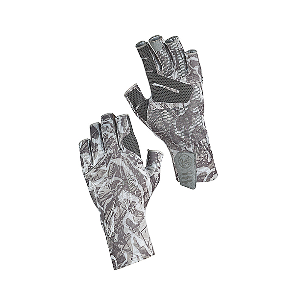 Buff Eclipse Gloves Reflection Grey - L, Reflection Grey, 600