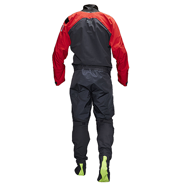 Mustang Survival Hudson Dry Suit, Admiral Red, 600