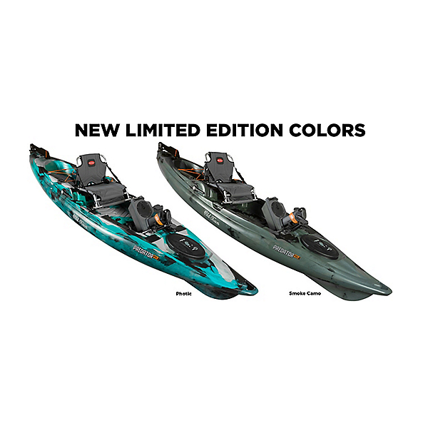 Old Town Predator PDL X Pedal Drive Kayak - Limited Edition