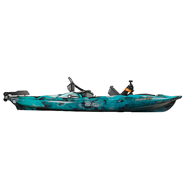 Old Town Predator PDL X Pedal Drive Kayak - Limited Edition, Photic Blue, 600