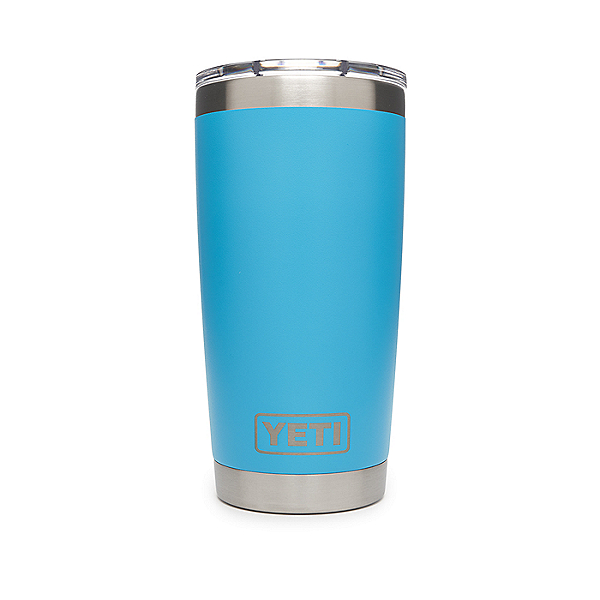 Yeti Rambler 20 Insulated Tumbler - Limited Edition Colors Reef Blue, Reef Blue, 600