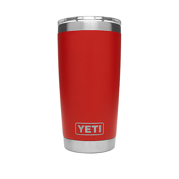 Yeti Rambler 20 Insulated Tumbler - Limited Edition Colors, Canyon Red, 600