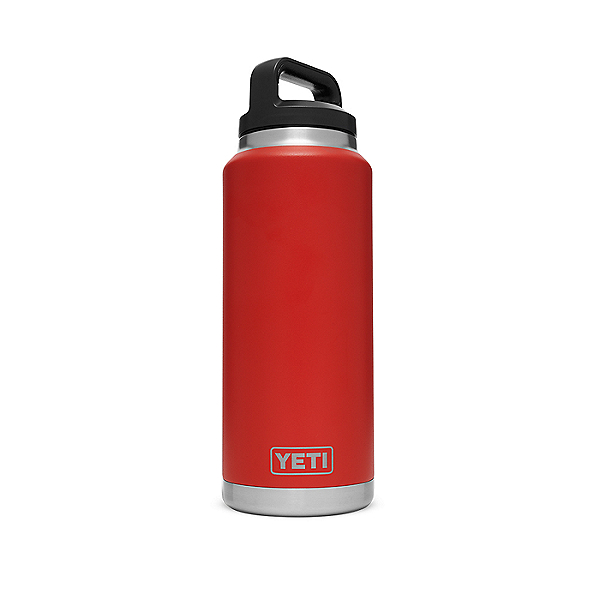 Yeti Rambler Bottle 36 oz. Limited Edition Colors, Canyon Red, 600