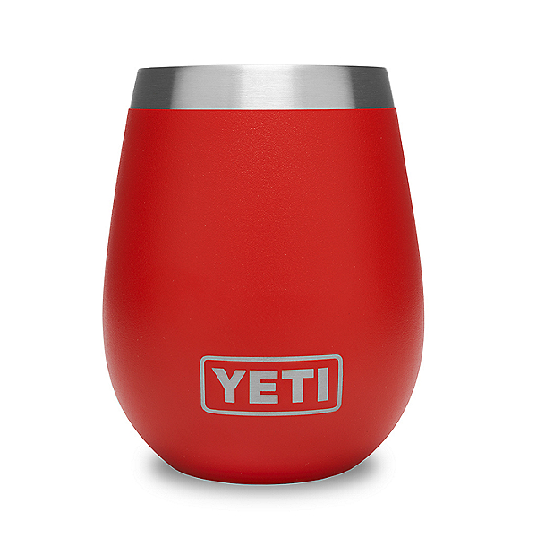 Yeti 10 oz Wine Glass Limited Edition Colors, Canyon Red, 600
