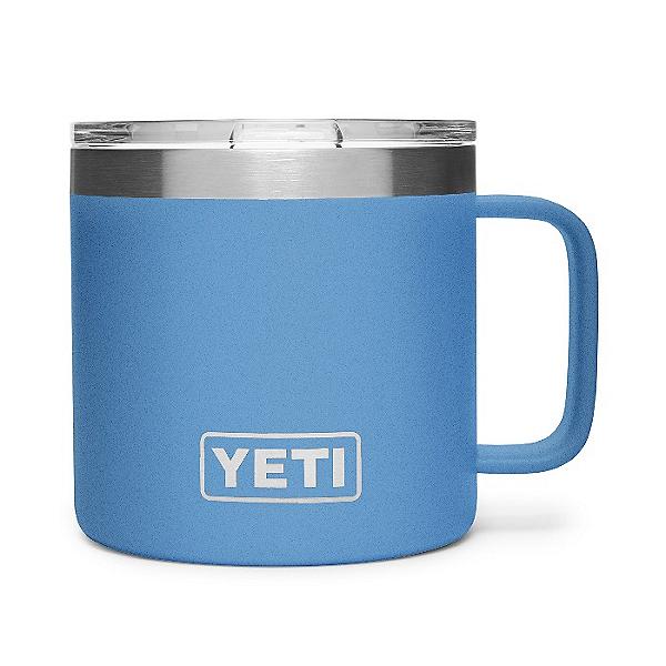 Yeti Rambler Mug 14 oz Limited Edition Pacific Blue, Pacific Blue, 600