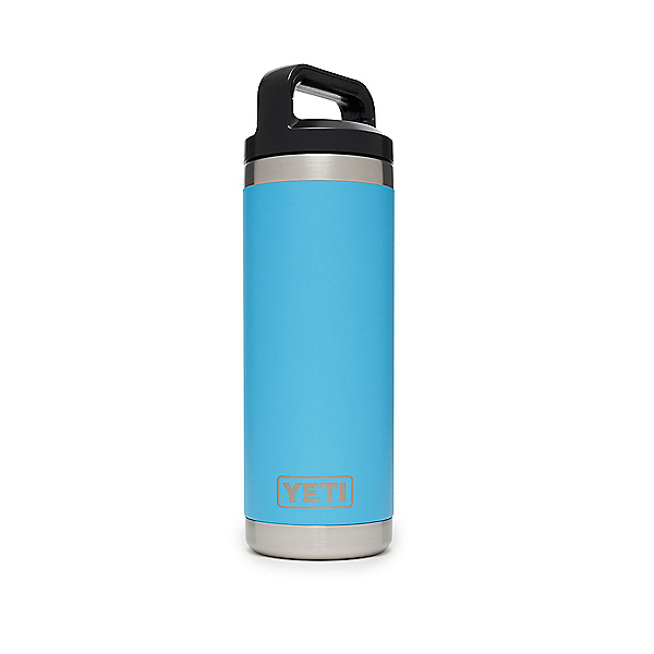 Yeti Rambler Bottle 18 oz - Limited Edition Reef Blue, , 600