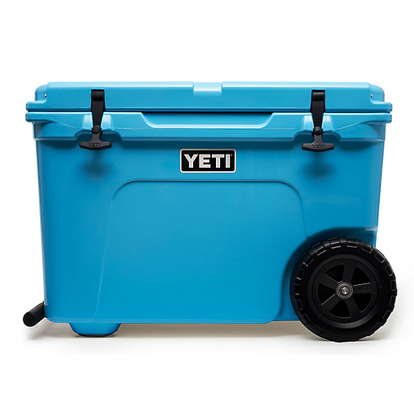 Yeti Coolers Tundra Haul Wheeled Cooler Limited Edition Reef Blue, , 600