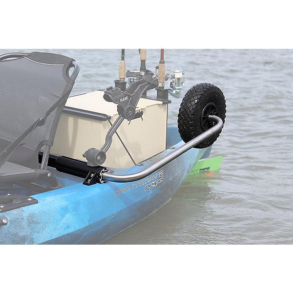 Boonedox Groovy Landing Gear Kayak Wheel System Hobie Outback, , 600