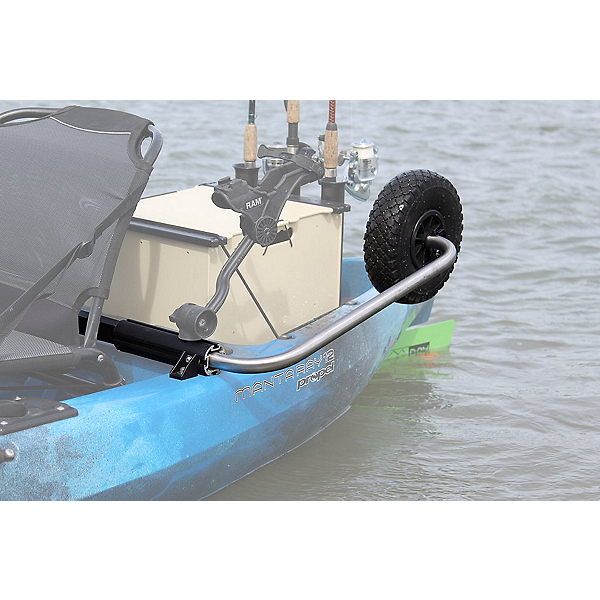 Boonedox Groovy Landing Gear Kayak Wheel System Sloped, , 600