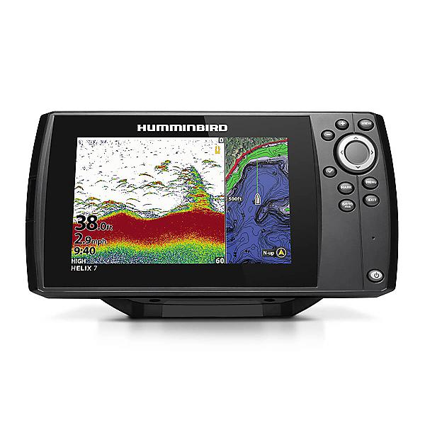 Humminbird HELIX 7 CHIRP G3 GPS Fishfinder, , 600