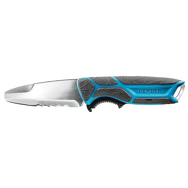 Gerber Crossriver Saltwater Fishing Fixed Blade Knife 2021, , 600