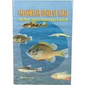 Freshwater Fishes of Texas Book, , medium