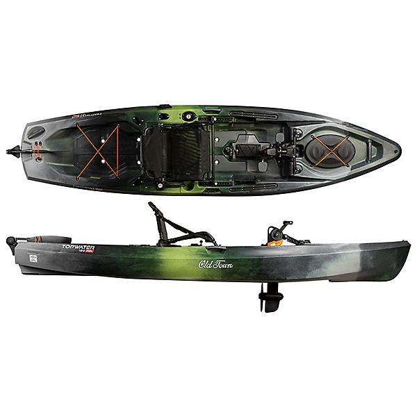 Old Town Topwater 120 PDL Kayak 2021, , 600