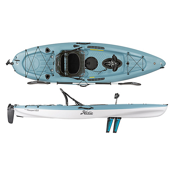 2019 Hobie Mirage Passport Kayak (Limited Availability), , 600
