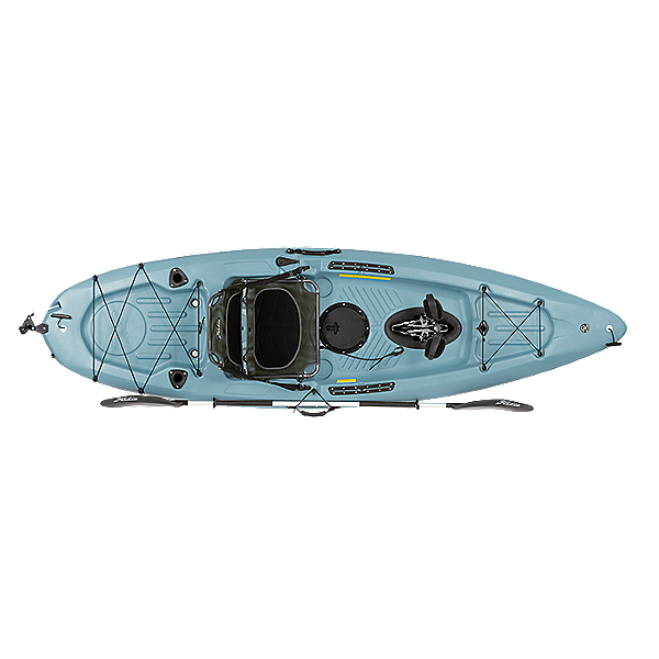 2019 Hobie Mirage Passport Kayak (Limited Availability), Slate, 600
