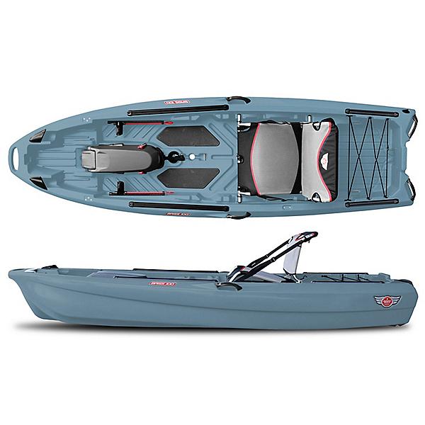 Jonny Boats Bass 100 Angler Kayak 2021, , 600