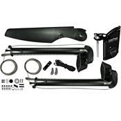 SmartTrack Rudder Kit - Tail Mount - Long Pin, , medium