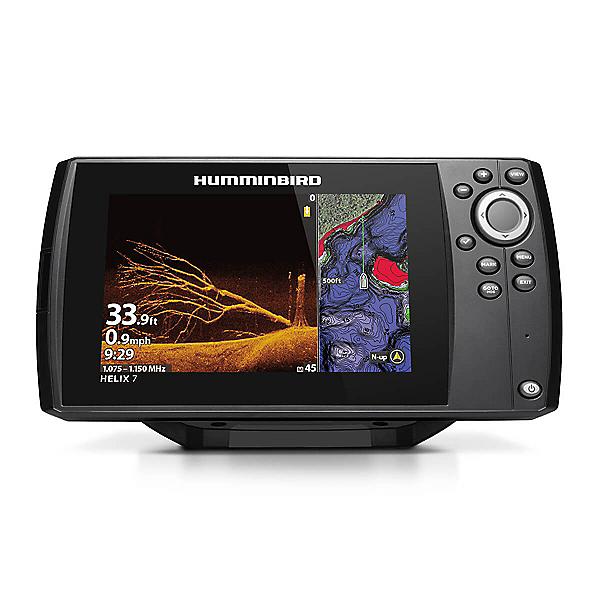 Humminbird HELIX 7 Chirp Mega DI GPS G3N Fishfinder, , 600