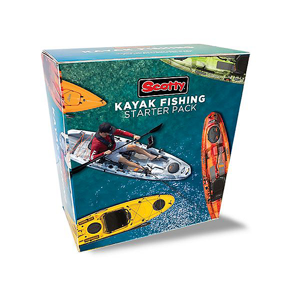 Scotty Kayak Starter Pack, , 600