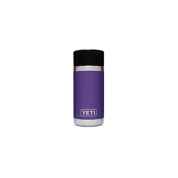 Yeti Rambler Bottle 12 oz. with HotShot Cap, Peak Purple, 600