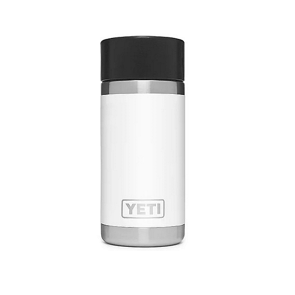 Yeti Rambler Bottle 12 oz. with HotShot Cap White - 12oz, White, 600