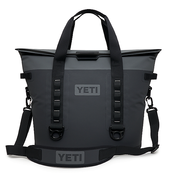 Yeti Hopper M30 Cooler, Charcoal, 600