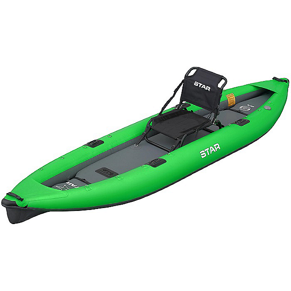 STAR Pike Inflatable Fishing Kayak, , 600